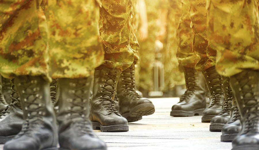 horror military