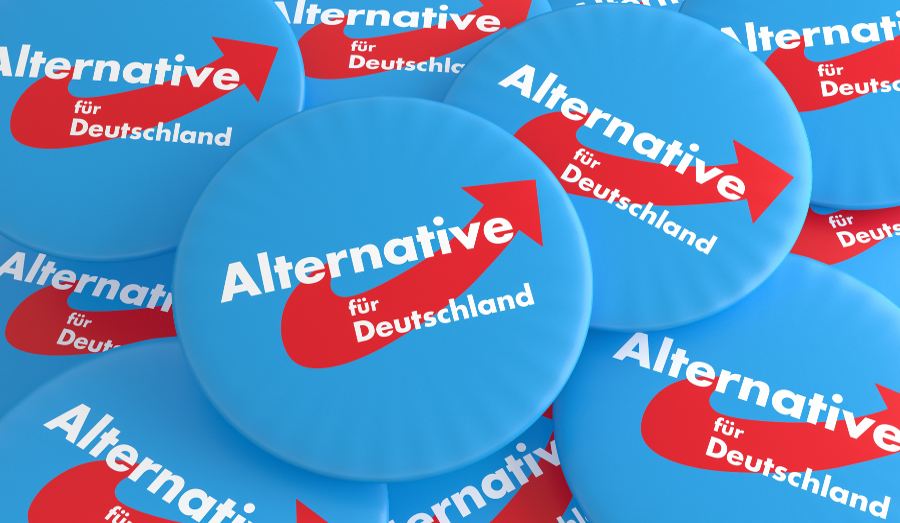 AfD becomes second-most popular party in Germany