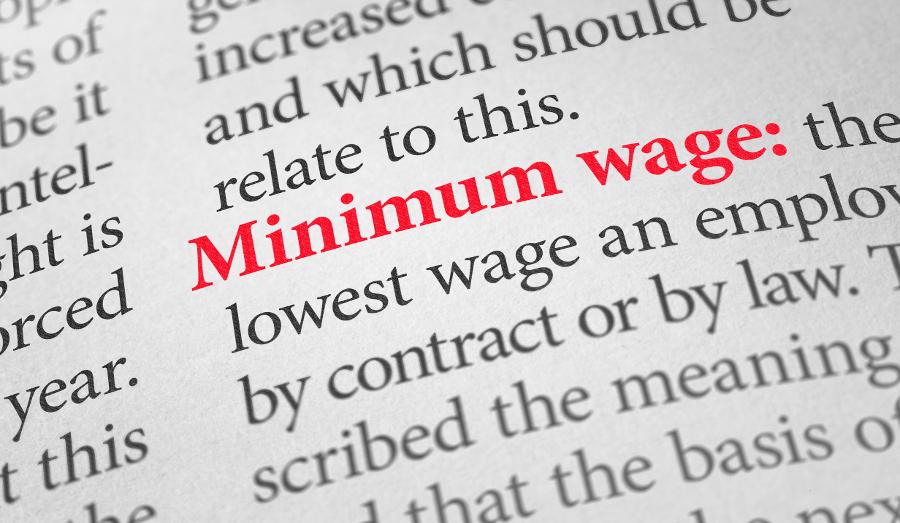 Amazon lobbying for minimum wage increase