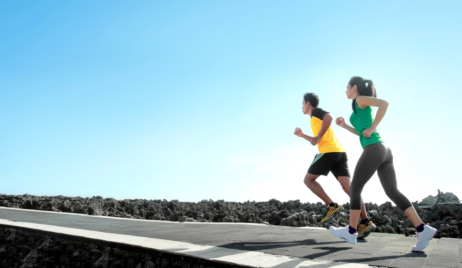 Exercise can help improve brain function