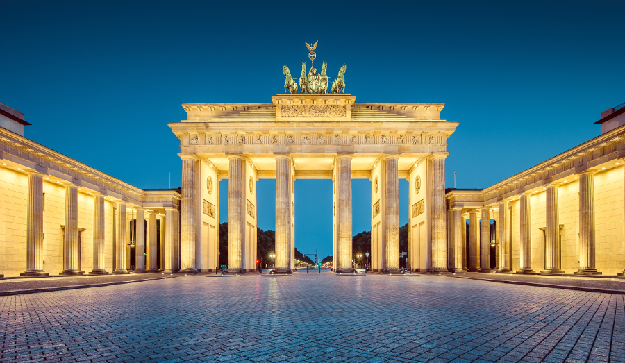 Upheaval in the German political system