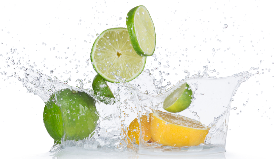 Drinking lemon or lime water can be beneficial to your health