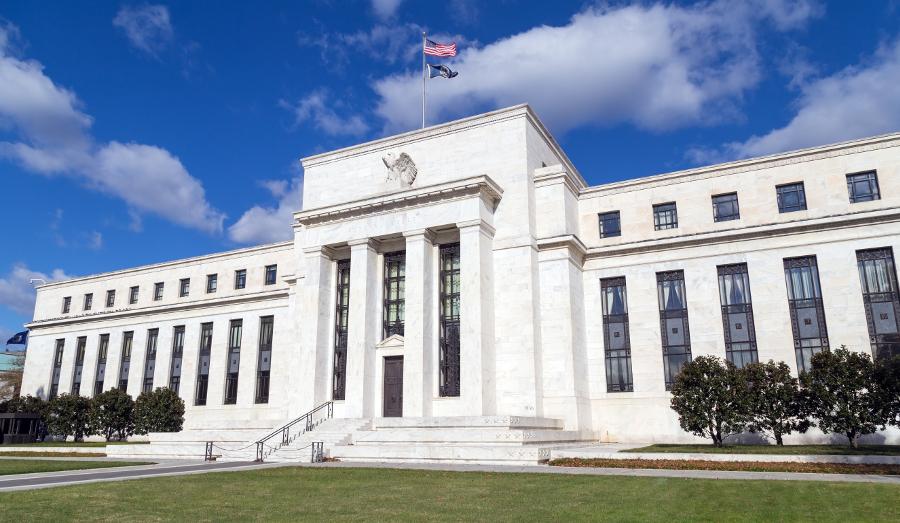 President Trump blames the Fed for stock market crash