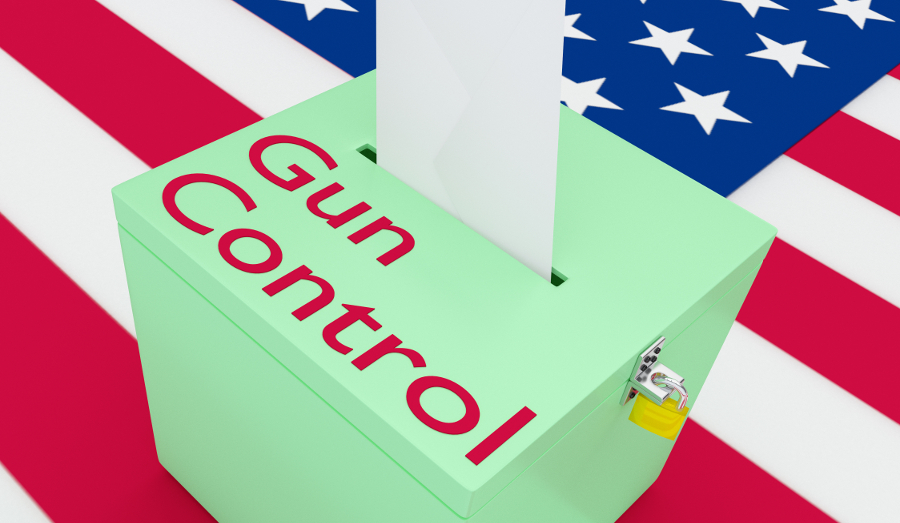 Washington state voters approve new gun control