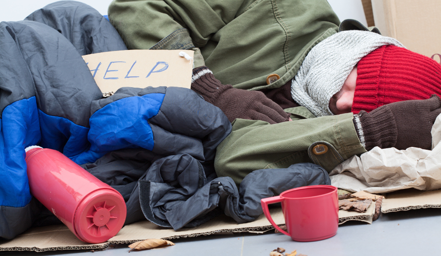 San Francisco has a homelessness problem