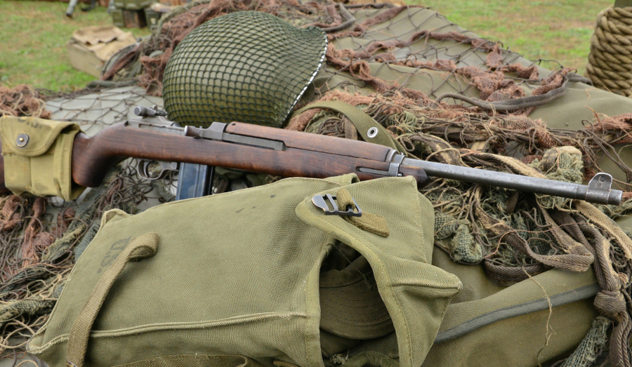 The M1 carbine can still be an effective rifle