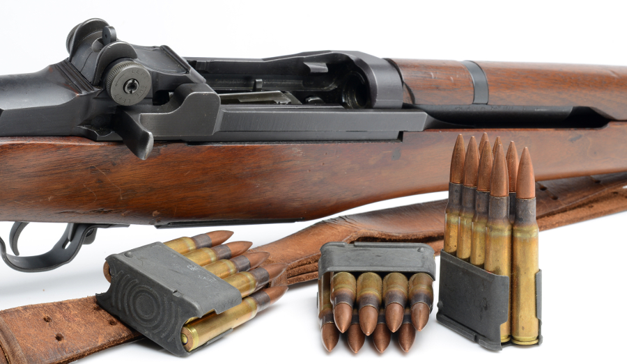 Is the M1 Garand a viable survival rifle?