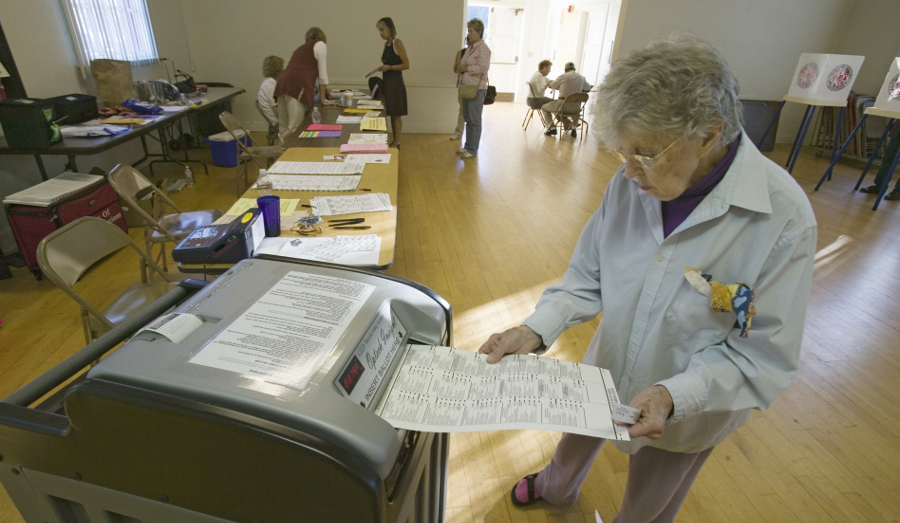 What is at stake in the midterm elections?