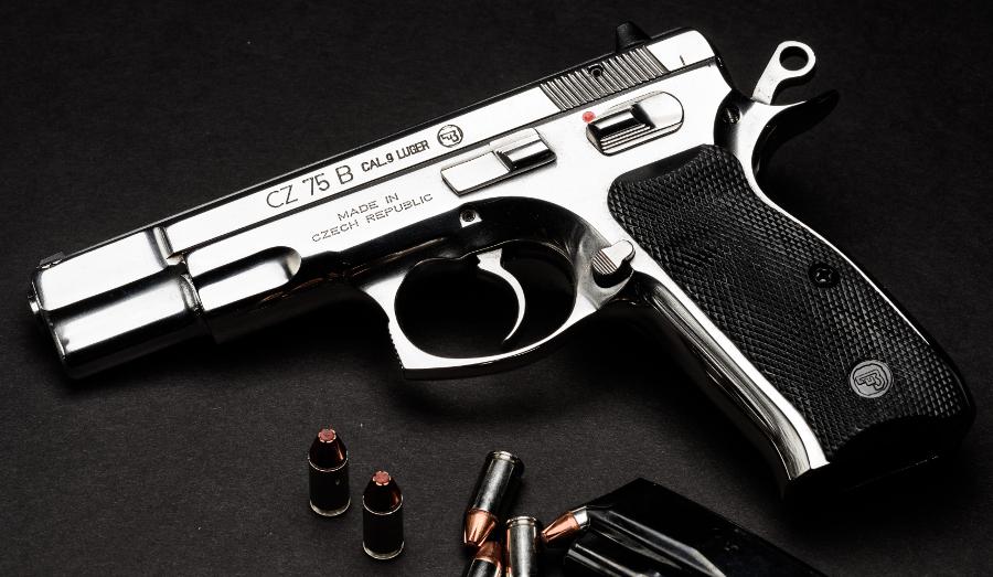 The CZ-75 Pistol