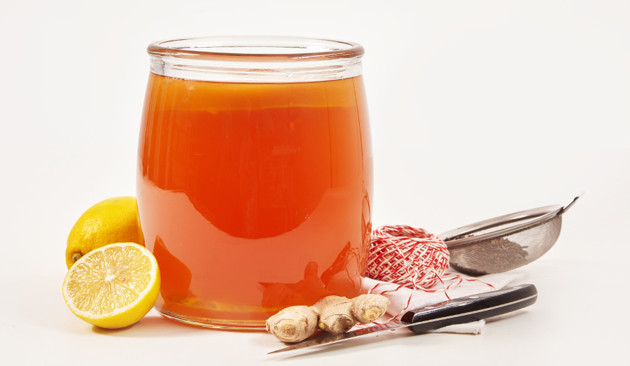 Kombucha has many health benefits