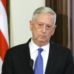 Jim Mattis to resign in February