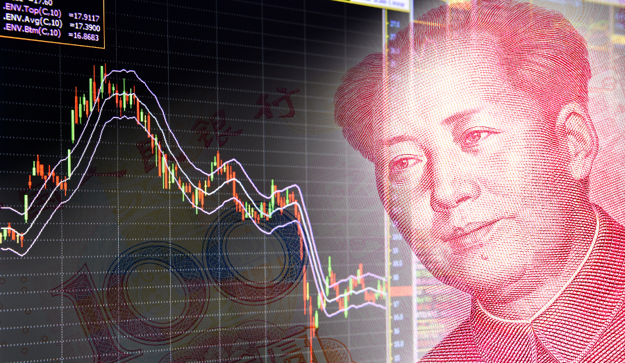 China's economy could be in recession