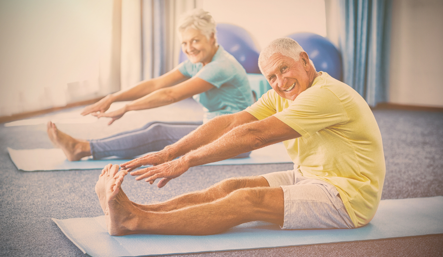 Exercise can leave you feeling younger