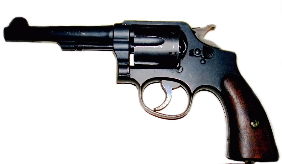 Smith & Wesson K-Frame revolver