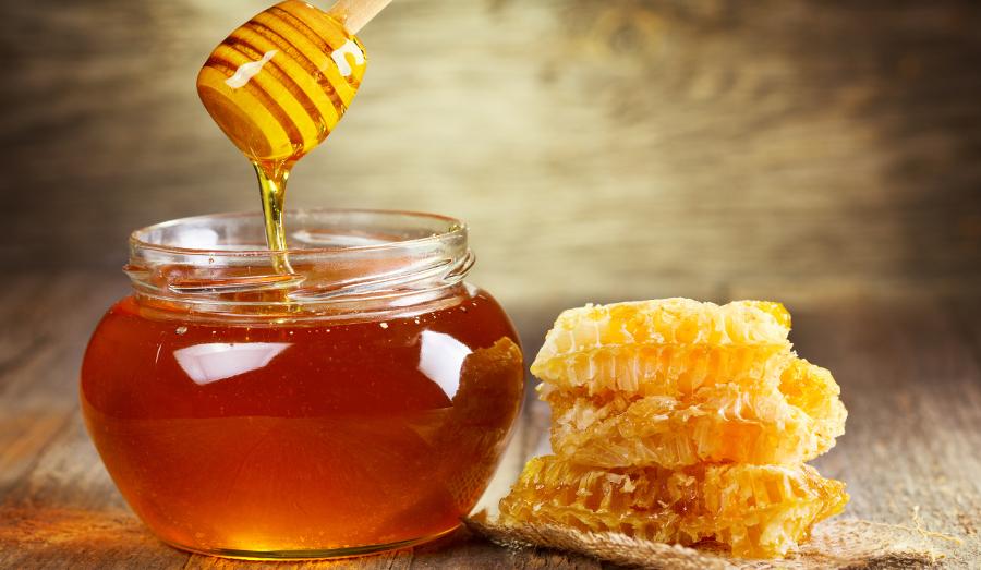 Honey has many uses