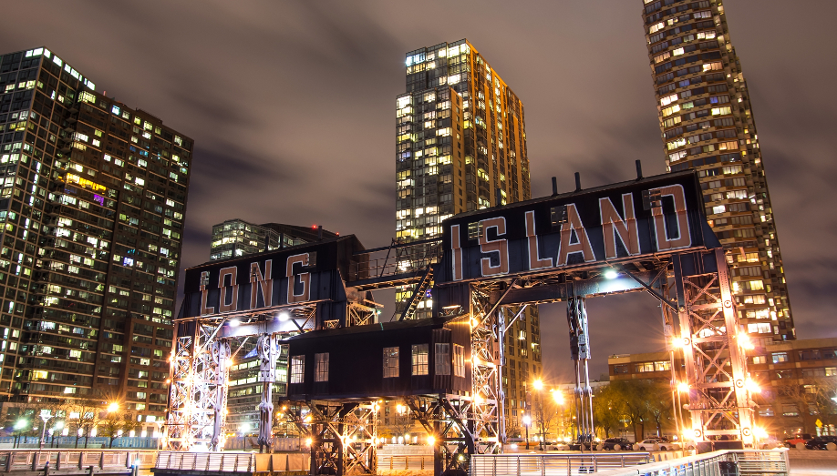 Long Island skyline