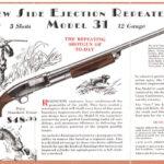 Remington Model 31 shotgun