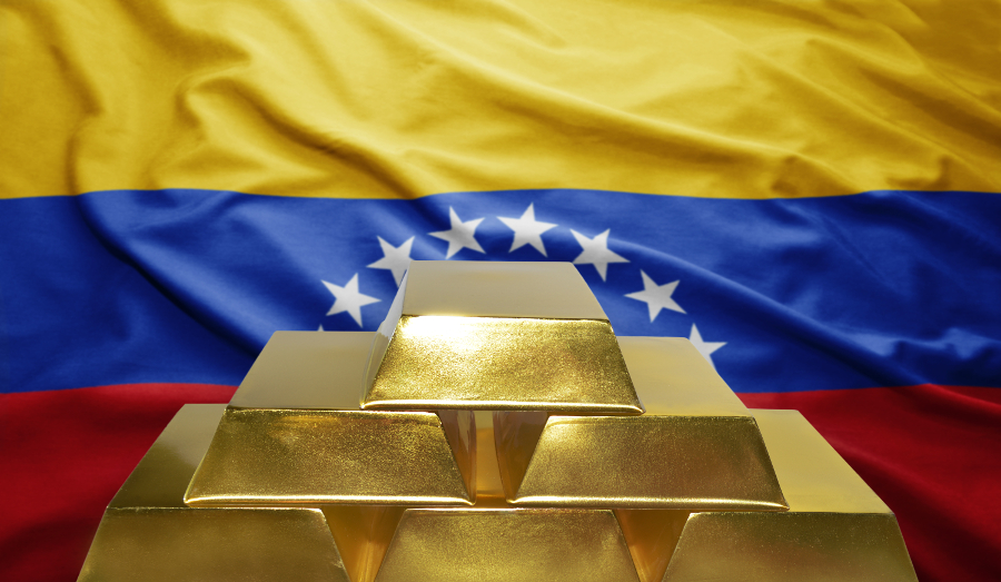 Will Maduro sell Venezuela's gold?