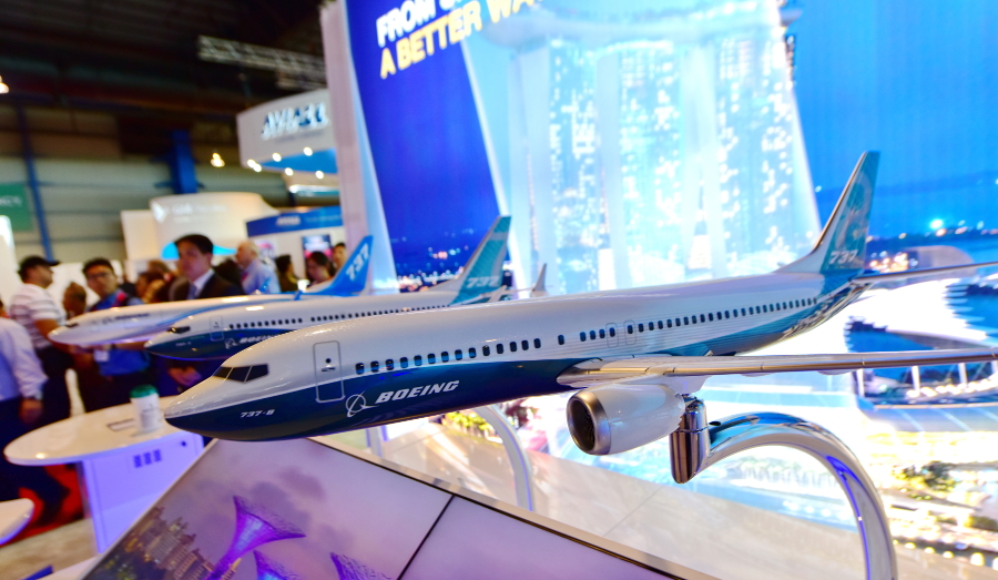 Boeing 737 MAX models