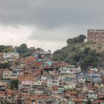 Caracas slum
