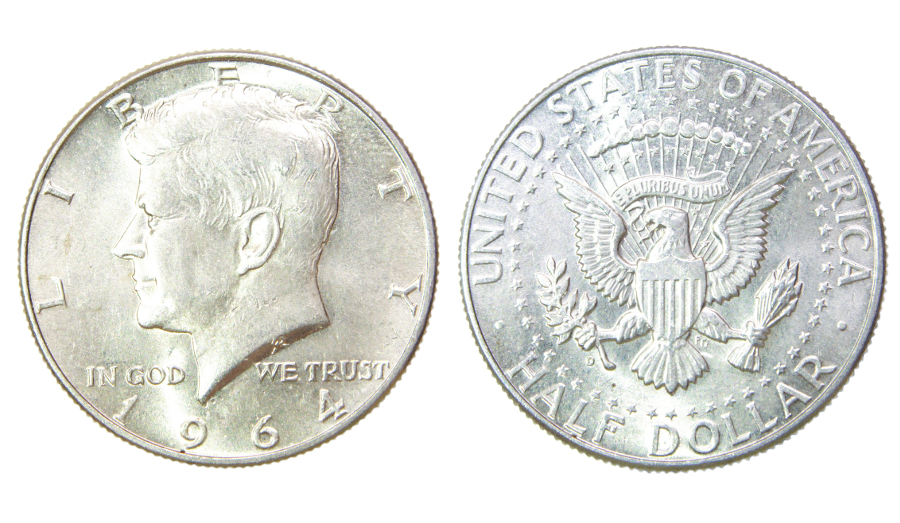 JFK Half Dollar