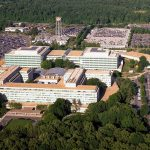 CIA headquarters in Langley, VA