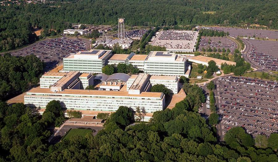 CIA headquarters in Langley, VA