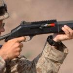 Benelli M4 in military service