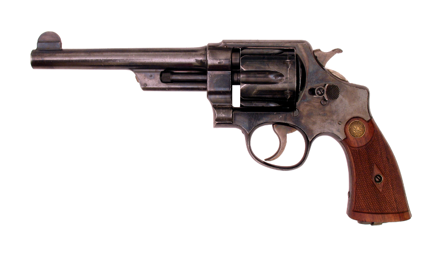 The original N-frame revolver