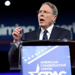 NRA EVP and CEO Wayne LaPierre