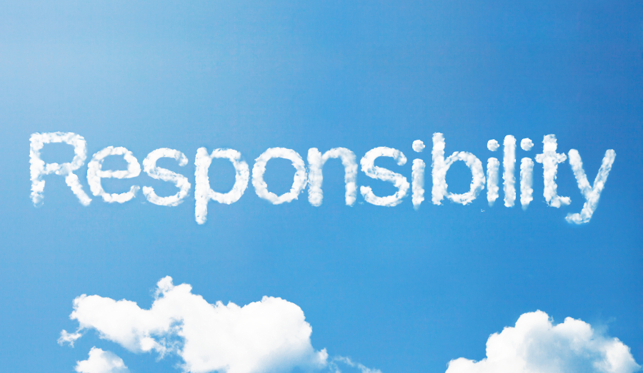 Responsibility has gone by the wayside