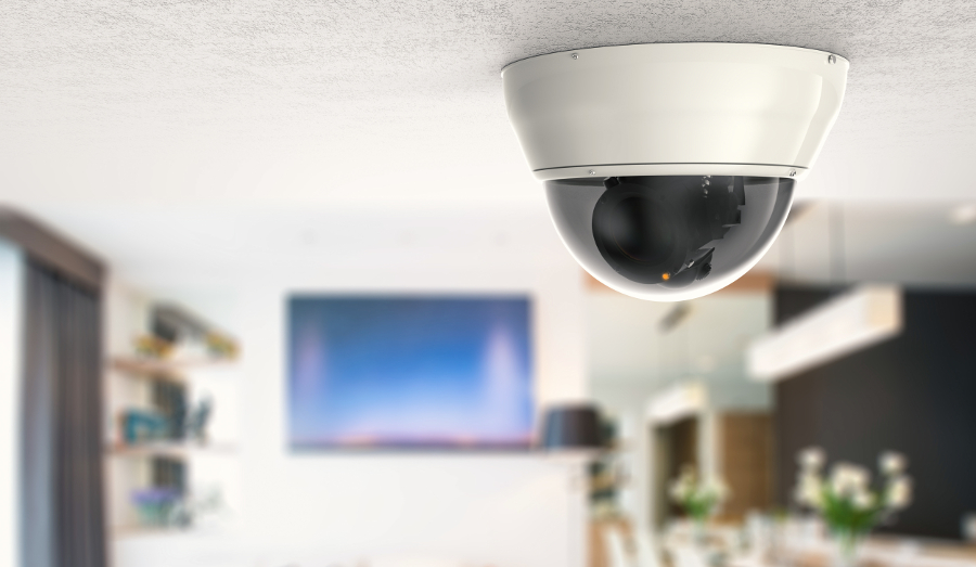 Is your security camera snooping