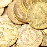 20 Franc Napoleon coins