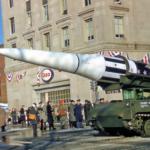Pershing 1 missile