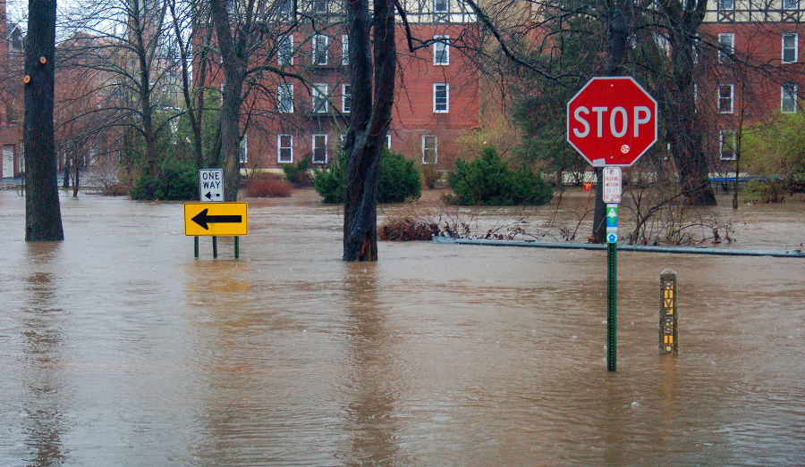 Flooding is a real danger - prepare yourself