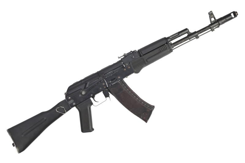 Russian AK-74M
