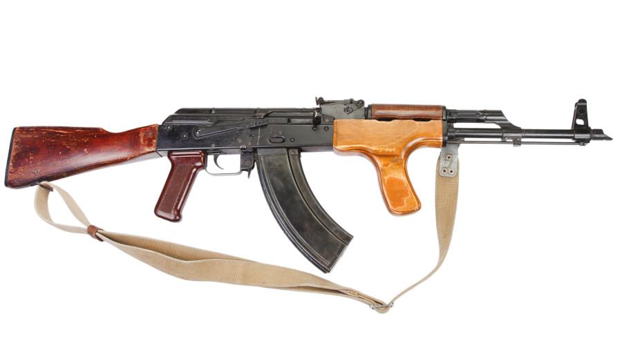 Romanian AKM